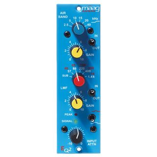 Maag Audio EQ2 - 500 Series 2-Band Equalizer Produktbild