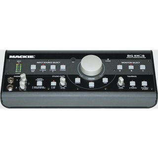 Mackie Big Knob Monitor Switching And  Level Control Box   Product Image