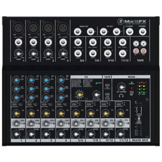 Mackie Mix12Fx - 12-Channel Compact Mixer Product Image