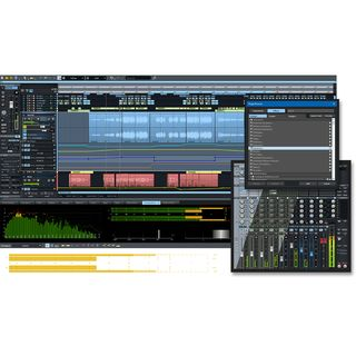 Magix Samplitude Pro X4 Crossgrade v. Music Studio (License Code) Product Image