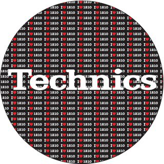 Magma Technics Slipmats 1210 Love  Изображение товара