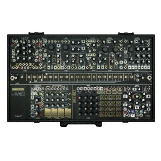 Make Noise Black & Gold Shared System 7HE Koffer Gehäuse Product Image