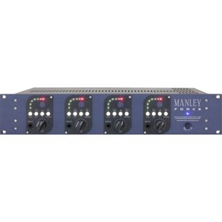 Manley Force 4-Channel Tube Preamp Product Image