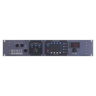 Manley MicMAID 4x4 Mic/Preamp Matrix Product Image
