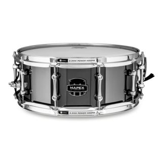 "Mapex Armory Snare ""Tomahawk"", 14""x5,5"", Black Plating Produktbild"