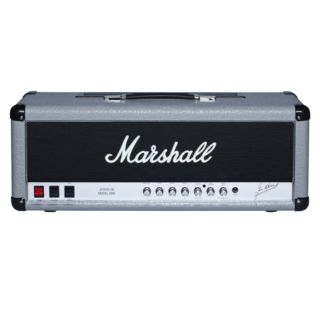 Marshall 2555X Silver Jubilee Reissue Head Product Image