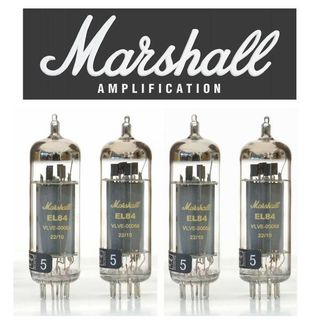 Marshall EL84 Quartett Gold Label Product Image