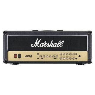 Marshall JVM210H Guitar Tube Amplifier  Head   Product Image