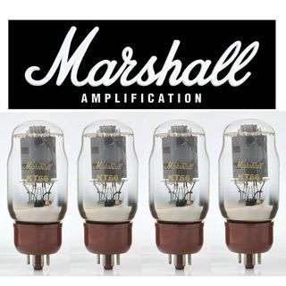 Marshall KT66 Quartett Gold Label Product Image