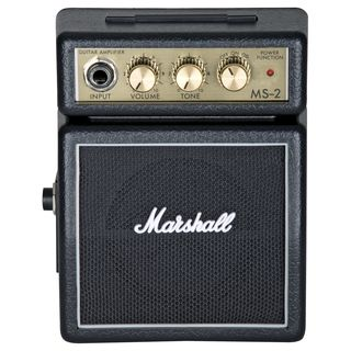 Marshall MS-2 Micro Amp Black Product Image