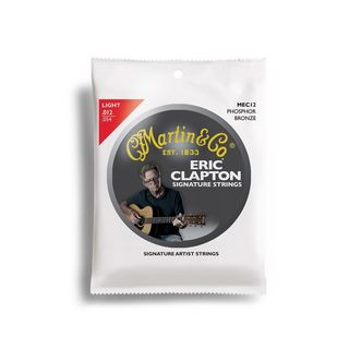 Martin Guitars A-Guitar Strings 12-54 MEC12 Clapton's Choice Product Image