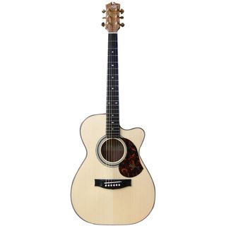"Maton EBG 808 C ""Michael Fix"" incl.  Case Product Image"