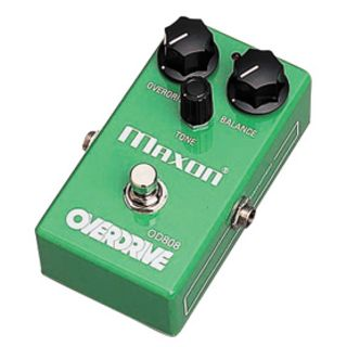 Maxon OD-808 Overdrive    Product Image