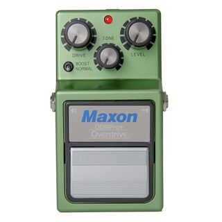 Maxon OD-9 Pro+ Overdrive Product Image