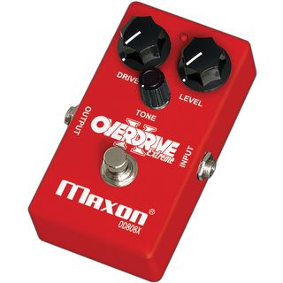 Maxon OD808X Overdrive Extreme Product Image