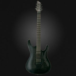 Mayones Setius PRO 6 T-GRAB-G Transparent Graphite Product Image