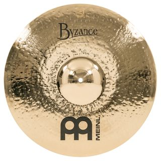 "Meinl B18HHC-B Byzance Heavy Hammered Brilliant Crash 18"" Изображение товара"