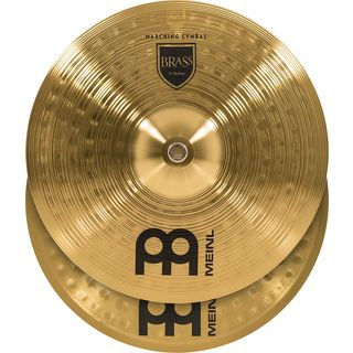 "Meinl Brass Marching Cymbals 13"", MA-BR-13M Product Image"
