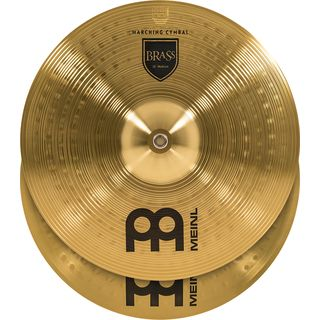 "Meinl Brass Marching Cymbals 16"", MA-BR-16M Product Image"