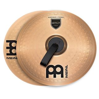 "Meinl Bronze Marching Cymbals 16"", MA-BO-16M Product Image"