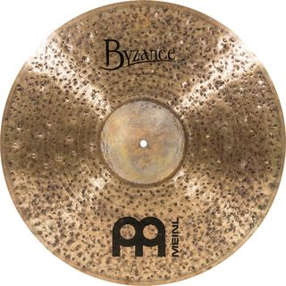 "Meinl Byzance Raw Bell Ride 22"", B22RBR, Dark Finish, Overstock Product Image"