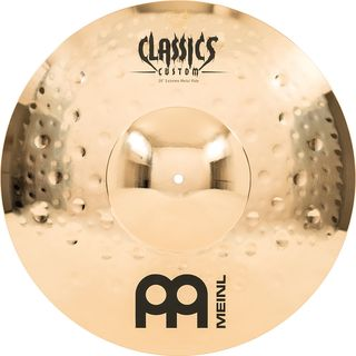 "Meinl Classics Custom Ride 20"", CC20EMR-B, Extreme Metal Product Image"