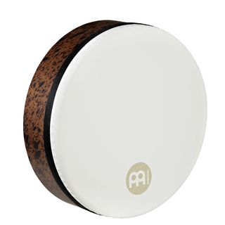 "Meinl Frame Drum Tar FD18T-D-TF, 18"" Deep Shell, #BB,Synthetic Head Product Image"