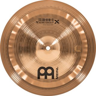 "Meinl Generation X Electro Stacks, GX-10/12ES, 10"" / 12"" Product Image"