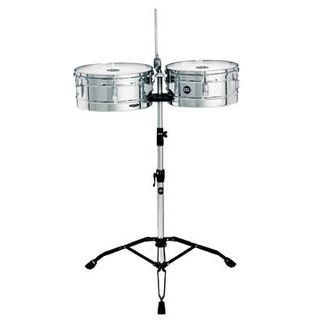 "Meinl Headliner Timbales HT1314CH, 13"" & 14"", Steel Product Image"