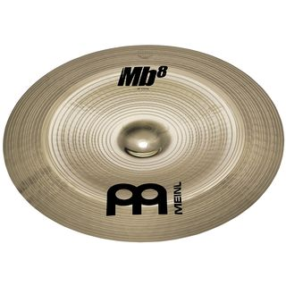 "Meinl MB8 China 18"" MB8-18CH-B, Brilliant Finish Imagem do produto"
