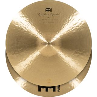 "Meinl Symphonic Cymbals 20"", Thin, SY-20T Produktbild"