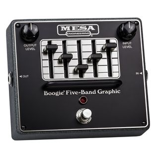 Mesa Boogie Boogie 5-Band EQ Pedal  Product Image
