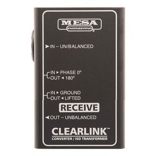 Mesa Boogie Clearlink Receive Product Image