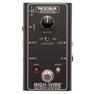 Mesa Boogie High-Wire Dual Buffer & Output Boost Product Image