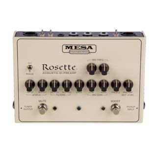 Mesa Boogie Rosette Acoustic DI-Preamp Product Image