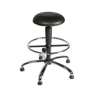 Mey Chair Systems Hocker A18-H-KL-FR5/11-34 Black Product Image