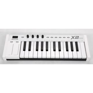 MidiPlus X2 Mini (White) Product Image