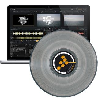 MixVibes Cross DVS Clear  Product Image