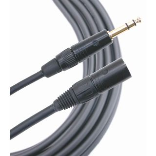 Mogami Accessory Cable, 3 m Gold Series, Jack sym <> XLR-m Product Image