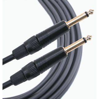 Mogami Instrument-/Guitar Cable, 3 m Gold Series, Jack <> Jack Product Image
