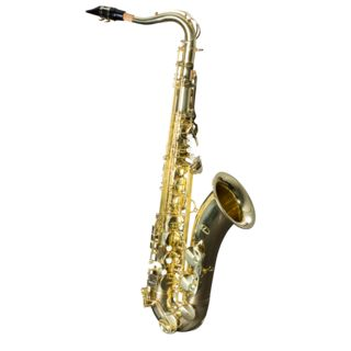 Monzani MZTS-100L Bb-Tenor Saxophone Brass, Lacquered Product Image