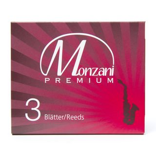 Monzani Premium Bb-Clarinet 2.5 Boehm, Box of 3 Product Image