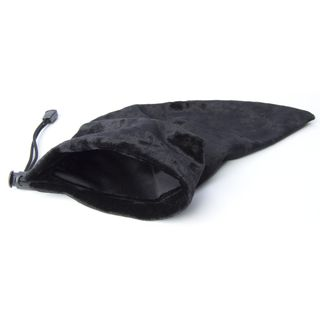 Monzani S-Bow Bag For Tenor Sax, Velvet Velour Product Image