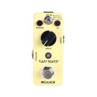 Mooer Audio Funky Monkey Auto Wah Product Image