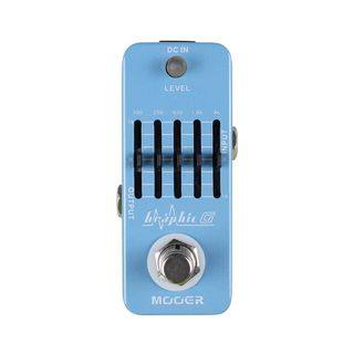 Mooer Audio Graphic G 5-Band Guitar Equalizer Produktbild