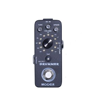 Mooer Audio Micro Drummer Product Image