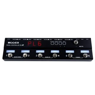 Mooer Audio Pedal Controller Loop 6 Product Image