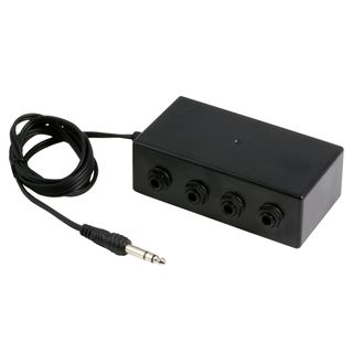 Morgan Acoustic Ltd. Headphone Splitter 8-Way 6.3mm Product Image
