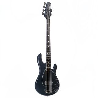 Music Man StingRay 5 EB Stealth Black #E93208 Showroom Deal Product Image