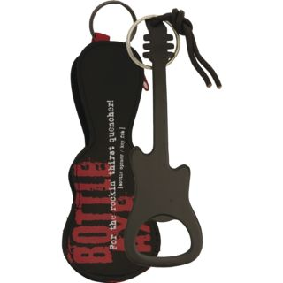 Music Sales Bottle Opener/Key Fob Black Product Image